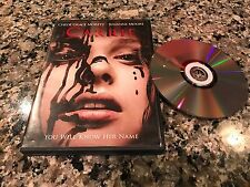 Carrie DVD! MGM 2013 Blood Drenched! Chloe Grace Mortez