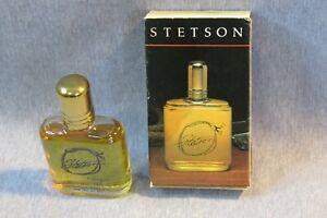 Vintage Stetson Cologne Spray for Men 1 fl oz NEW IN BOX