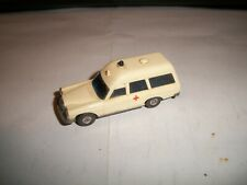 Wiking HO scale Mercedes Ambulance #200 for train layout