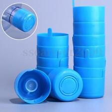 5PCS 3&5Gallon 55mm Water Bottle Snap On Cap Anti Splash Peel Off Top Replacemet