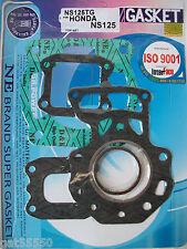 NEW HONDA NS125 NS 125 TOP END GASKET SET FG-FH-RK-RL (56MM BORE) 1986-1993