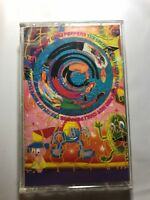 Red Hot Chili Peppers, Uplift Mofo Party Plan Cassette Tape, 1987