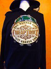 Cheap Trick - Sgt Pepper Hoodie from Las Vegas Hilton Show 2009 ( The Beatles )