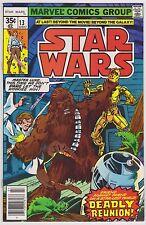 Star Wars #13, Near Mint Minus Condition*