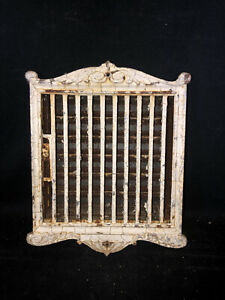 """1930's 13 7/8"""" Heating Vent Grate"""