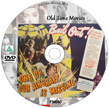 One of our Aircraft is Missing 1942 - World War 2 Film DVD, Godfrey Tearle