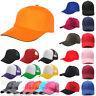 Men Women Baseball Cap Snapback Hip-Hop Adjustable Sport Casual Outdoor Sun Hats