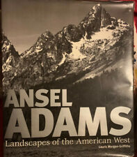 Ansel Adams : Landscapes of the American West by Lauris Morgan-Griffiths (2008,