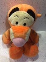 """Tigger Soft Toy Flopsie Soft Toy Disney Cuddly Plush Floppy 13"""""""