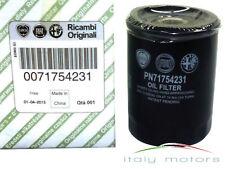 Alfa Romeo Zagato RZ SZ 164 75 original Ölfilter Filter Öl 71754231 60810474 NEU
