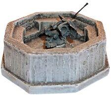 Artmaster 80.270 Bunker für leichte Flak H0 1:87 Bausatz unbemalt Keramik