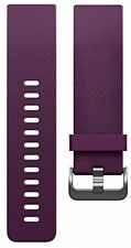 FITBIT Blaze Classic Accessory Replacement Band Strap - Small, Plum BY F2F