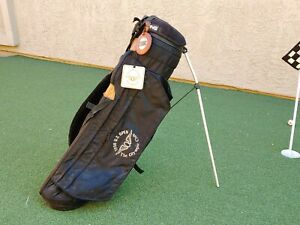 The Olympic Club Carry Golf Bag PING 1998 U.S. Open With Member Tags Jim Lucius