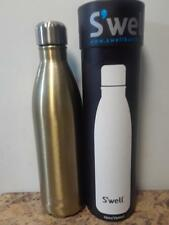 Swell Vacuum Insulated Stainless Steel Water Bottle,25 oz  sparking champage