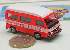 Herpa 043557: MB  100 D, HD,Bus,  Feuerwehr Leipzig