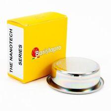 IMS Pro Barista Nano Filter Basket - 18g - Ridgeless IMS NANOQUARTZ fit Breville