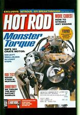2002 Hot Rod Magazine: Monster Torque GM 383 Crate Motor/Roush Stage III Mustang