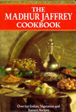 The Madhur Jaffrey Cookbook: Over 650 Indian, Vegetarian and Eastern-ExLibrary