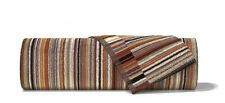 Missoni Home - Jazz Striped Hand Towel - Color 160 Brown
