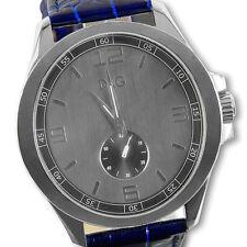 DOLCE&GABBANA Uhr Armbanduhr D&G Markenuhr TWICE AS NICE Herrenuhr Edelstahl NEU