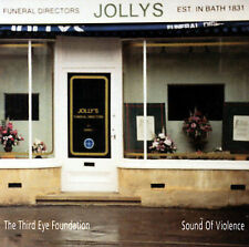 Sound of Violence by The Third Eye Foundation (CD, Merge)