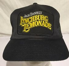 Jack Daniels hat black military style Your friends whisky cap rare advertising
