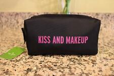 Kate Spade Kiss and Makeup Medium Davie Bon Voyage Cosmetic Bag (pu600