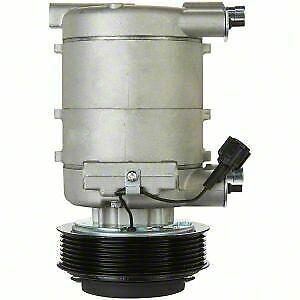 A/C  Compressor And Clutch- New Spectra Premium Industries 0610315