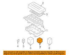 Chevrolet GM OEM 07-08 Aveo5 Electrical-Relay 96190187