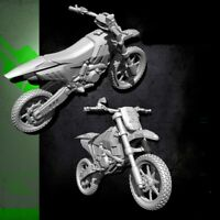1/35 Resin 125 Cross-country Motorcycle unpainted unassembled BL754