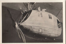 N°120 LZ 127 starboard engine nacelle  ZEPPELIN Dirigible AIRSHIP CARD IMAGE 30s