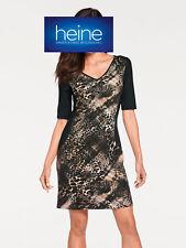 ASHLEY BROOKE by Heine Jersey-Druck-Kleid. Gr. 38. NEU!!! KP 79,90 €