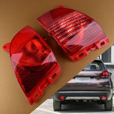 Rear Bumper Light Lamp Fog 1 Pair Side Fit for Peugeot 2008 308CC 2009-2019