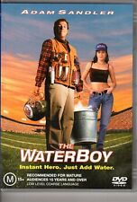 THE WATERBOY - DVD R4 (2004) Adam Sandler Kathy Bates - GC FREE POST