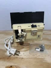 Vintage 1980s Ge Spacemaker Ec-60 Under Cabinet Mount Electric Can Opener