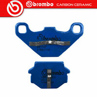 Pastiglie Freno Brembo Carbon Ceramic Anteriori per KTM 125 125 1989 > 1990