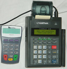 Linkpoint Brand Credit Card Terminal Point of Sale Interface model #Lpaio.