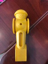 Mustard Yellow Tornado Foosball Man