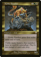 1X FOIL Noble Panther MTG Magic the Gathering INVASION 257/350