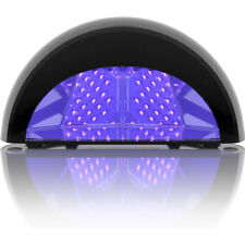 60LED Lamp Light Nail Acrylic Dryer Polish LED UV Curing Gel 4 Auto Timer Kit 3h