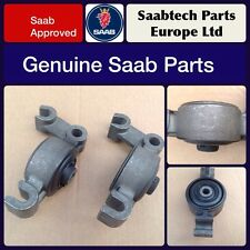 2 x GENUINE SAAB 9-3 03-12 REAR TOP STRUT MOUNT - BRAND NEW 12796037