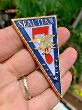 Navy Chief Rare Seal Team Seven CPO Challenge Coin