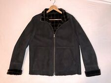 Giorgio Armani, Men's Shearling Jacket, Size S (40) , Never worn, One of a kind.