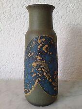 Keramikvase Blumenvase Vase W. Germany Keramik 70er Jahre Carstens-Tönnieshof