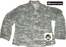 US Army UCP ACU AT Digital Uniform Combat ACUPAT Coat Jacke Large short