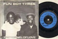 "FUN BOY THREE The Tunnel Of Love 7"" VINYL"