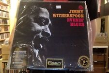 Jimmy Witherspoon Evenin' Blues LP sealed vinyl Analogue Productions