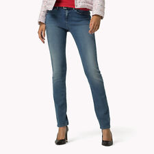 Tommy Hilfiger Rome Slim Fit Jeans Größe 28 x 34 LF079 CC 12
