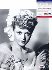 Angela Lansbury Legendary Actress Signed Autograph 8x10 Photo PSA/DNA COA #4