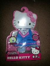 2012 JAKKS PACIFIC HELLO KITTY FUN OUTFIT CHEERLEADER BRAND NEW SANRIO